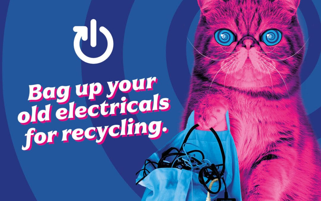 Help us tackle the world's fastest growing waste problem