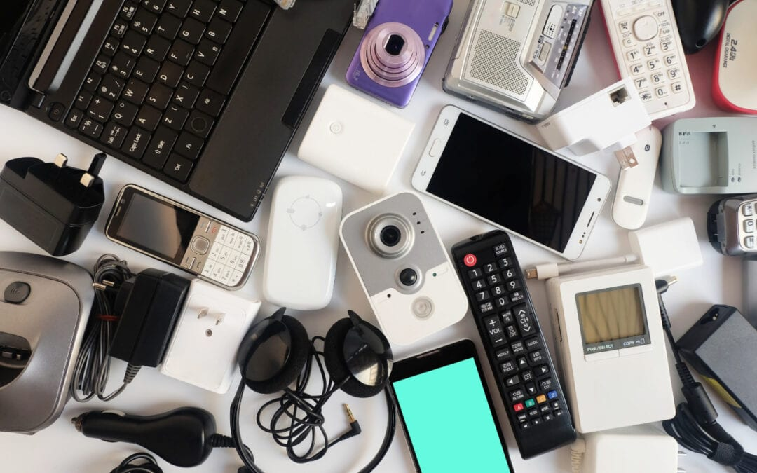 Four reasons to donate your electricals for reuse